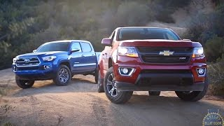 Download 2017 Toyota Tacoma vs. 2017 Chevy Colorado Video
