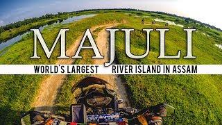 Download Majuli Island | World's Largest River Island | Assam | Brahmaputra River | Video