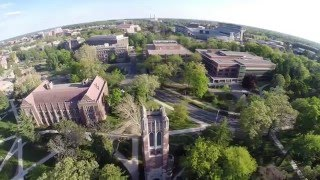 Download Drone Video of Michigan State University by John McGraw Photography Video