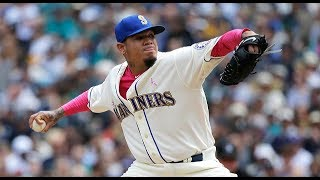 Download Felix Hernandez Change-Up Grip Video
