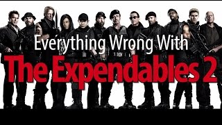 Download Everything Wrong With The Expendables 2 In 16 Minutes Or Less Video
