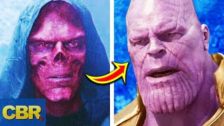 Download Red Skull May Have Tricked Thanos (Marvel Avengers Endgame Theory) Video