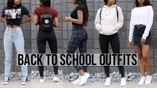 Download Back To School Outfit Ideas | 2018-2019 Video