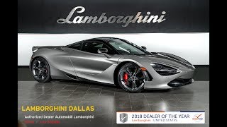 Download 2018 McLaren 720S Gray LC510 Video