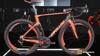Download 2016 Cipollini NK1K Road Bike - Walkaround - 2015 Eurobike Video