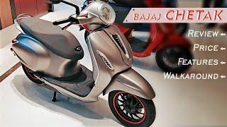 Download 2019 Bajaj Chetak Electric Scooter Review | Price | Features #rider VEER JI Video