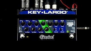 Download Radial Key-Largo Mixer and Performance Pedal Video