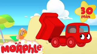 Download Dump Truck Video For Kids - My Magic Pet Morphle Video