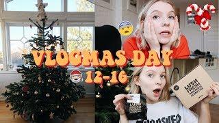 Download Driving test, secret santa & Lush unboxing haul! | Vlogmas day 12-16❄ Video