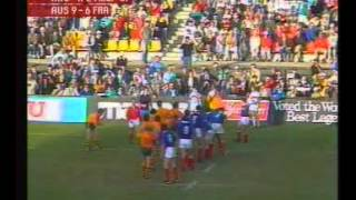 Download Rugby 1987. Semifinal. Australia v France Video