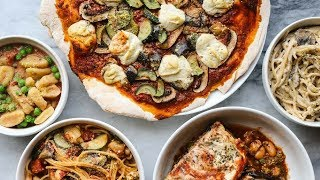 Download 5 Italian-Inspired Vegan Meals for Under $3 (Budget-Friendly) Video