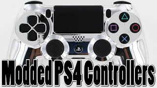 Download Top 5 Modded PS4 Controllers (Modded PS4 Consoles) Video