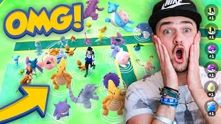 Download Pokemon GO - LOOK AT THESE INSANE SPAWNS! Video