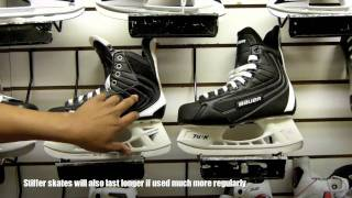 Download How To Select Your First Pair Of Ice Hockey Skates Important Facts For Beginners (Stiffness) Video