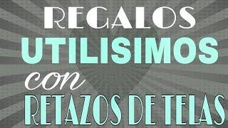 Download REGALOS UTILISIMOS CON RETAZOS DE TELA - Fabiana Marquesini - 47 Video