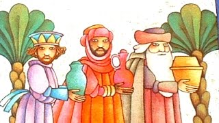 Download The Story of the Three Wise Kings | Children's Books Read Aloud Video
