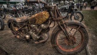 Download Old abandoned motorcycles 2016. Best abandoned rusty motorbike. Forgotten vehicles Video