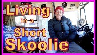 Download Sometimes a Skoolie Chooses You! School Bus Living Video