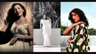 Madhubala Beautiful Greek Song For Legendary Indian Movie Star