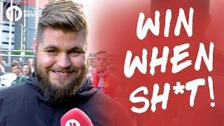 Download Howson; Win When Sh*t! | Manchester United 4-0 Everton | FANCAM Video