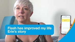 Download Flash has improved my life | Erin's Story | Flash Campaign | Diabetes UK Video