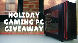 Download Holiday Gaming PC Giveaway!!! Video