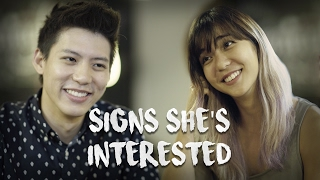 Download Signs She's Interested - JinnyboyTV Video
