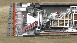 Download La Fresa più grande del mondo: The Tunnel Boring Machine Video