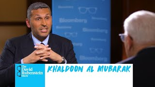 Download The David Rubenstein Show: Khaldoon Al Mubarak Video