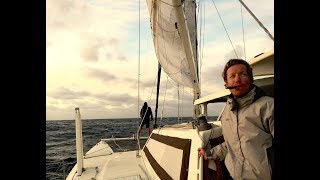Download Reality sailing. Turning back after sailing 700 miles.   Sailing Zingaro Ep-12 Video