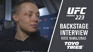 Download UFC 223: Rose Namajunas - ″I Feel Good, Adrenaline is a Hell of a Drug″ Video