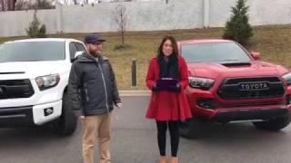 Download 2017 Toyota Tacoma & Tundra TRD Pro Features | Oxmoor Toyota, Louisville, Kentucky Video
