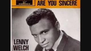 Download ″Since I Fell for You″ Lenny Welch Video