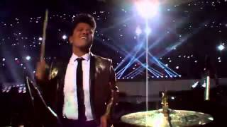 Download Bruno Mars - Locked Out Of Heaven - Super Bowl Video