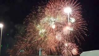 Download Abu dhabi corniche fireworks 2015; National day Video