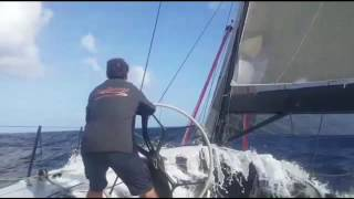 Download Scallywag - super maxi yacht delivery from Noumea to Mackay Video