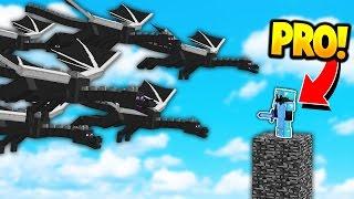 Download DRAGON ARMY vs MINECRAFT PRO! (Minecraft BED WARS) Video
