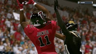 Download 2017-2018 NFL PREVIEW SERIES PART 10: Atlanta Falcons - Madden 17 Online Gameplay Video