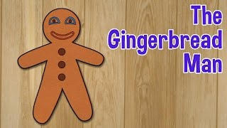 Download The Gingerbread Man - Animated Fairy Tales for Children Video