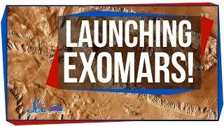 Download Launching ExoMars! Video