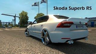 Download Skoda Superb RS - Euro Truck Simulator 2 V1.25 [ETS2] Video