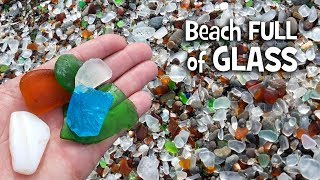 Download Glass Covers This Beach and People Like It That Way Video