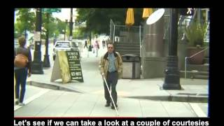 Download People Who are Blind 4-14 Video