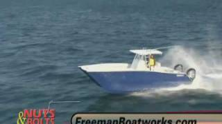 Download Freeman 33 Power Catamaran - Nuts & Bolts Product Showcase Video