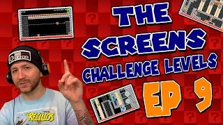 Download ″THE SCREENS″ Challenge Levels EP 9 | Super Mario Maker Video