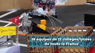Download Challenge robotique Univ. Grenoble Alpes 2018 Video
