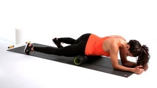 Download How to Foam Roll Your Hip Flexors   Foam Rolling Video