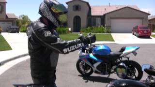 Download GSXR 1000 vs 750 Video