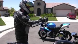 Download GSXR 1000 vs 750 Video