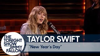 Download Taylor Swift Debuts ″New Year's Day″ Video